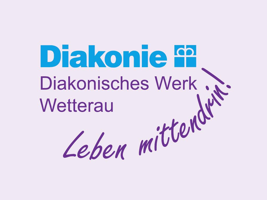 Diakonie, Diakonisches Werk Wetterau, Petermann GZW, Druckerei, Print, Printmedien, Drucksachen, Grafikdesign, Grafisches Zentrum Wetterau