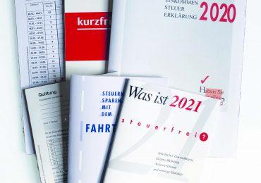 Steuerartikel, Steuerdrucksachen, Kratschmer Verlag